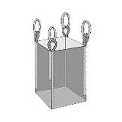 Supporting Stevedore Strap Lift Loops - National Bulk Bag