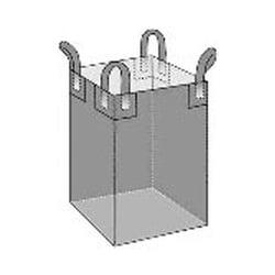 Cross Corner Lift Loops - National Bulk Bag