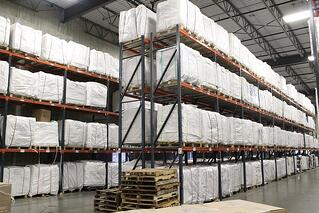 FIBC manufacturing, bulk bag warehouse, National Bulk Bag