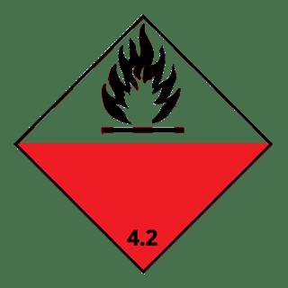 Class 4.1 spontaneous combustion, UN Bulk Bags, FIBCs, National Bulk Bag