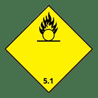 Class 5.1 substances that oxidize, UN Bulk Bags, FIBCs, National Bulk Bag