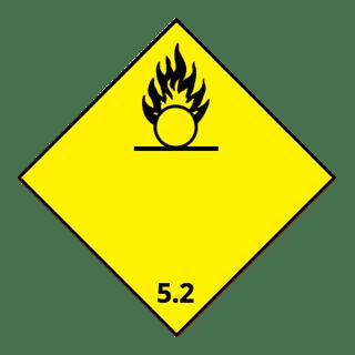 Class 5.2 organic peroxides, UN Bulk Bags, FIBCs, National Bulk Bag