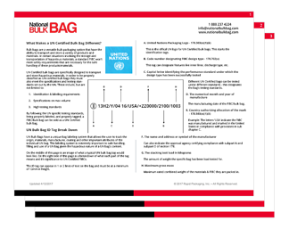 Download A Buyer's Guide to UN Bulk Bags - National Bulk Bag