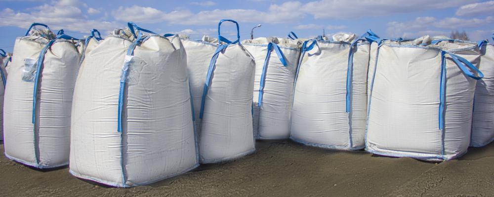 Are Bulk Bags Watertight or Waterproof? - National Bulk Bag