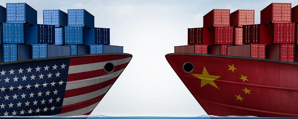 US China trade war, FIBC bulk bags, National Bulk Bag