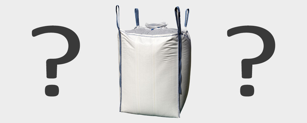 What is a standard FIBC, National Bulk Bag, Super sack