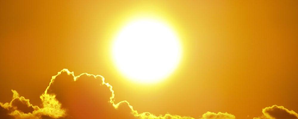 uv rays sun
